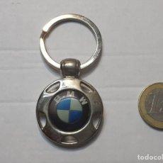 Coleccionismo de llaveros: LLAVERO ANTIGUO BMW TOTALMENTE ORIGINAL. Lote 207370110