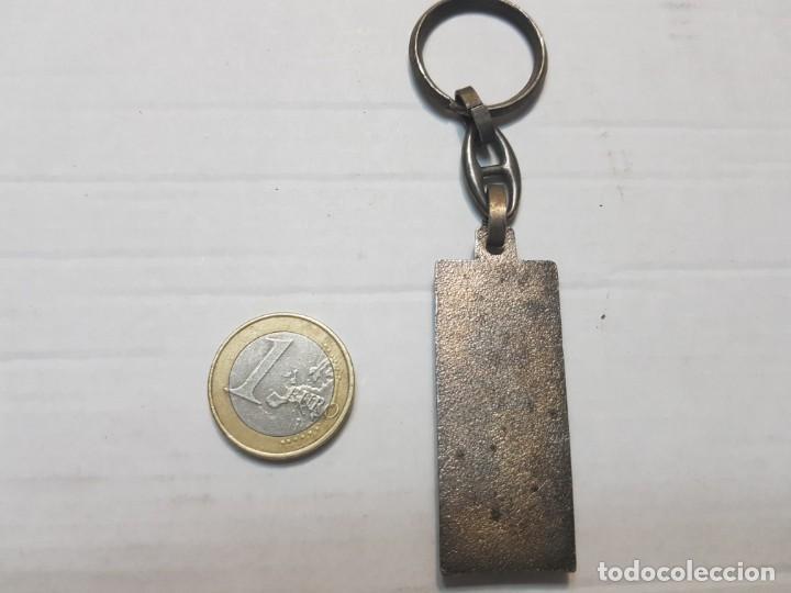Coleccionismo de llaveros: Llavero antiguo EMP totalmente original - Foto 2 - 207382493