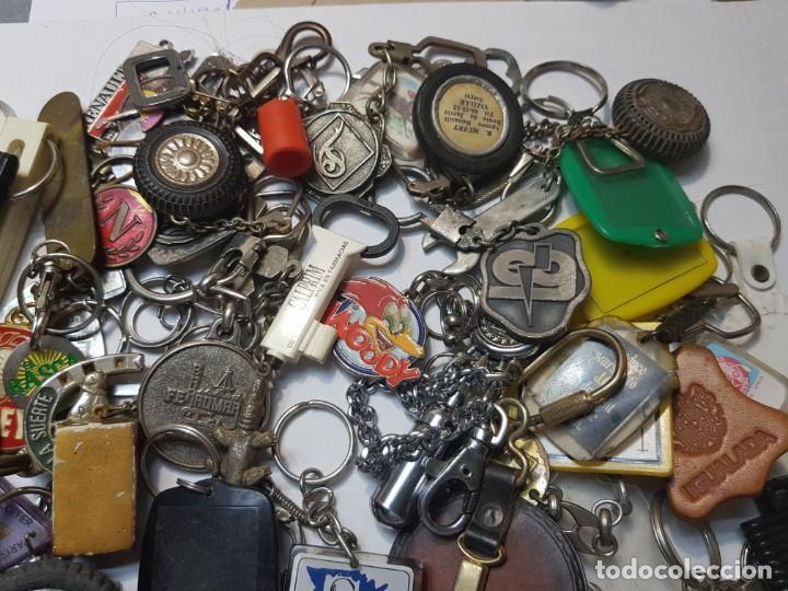 Coleccionismo de llaveros: Llaveros lote antiguos totalmente original - Foto 5 - 207385165