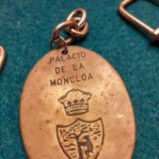 Coleccionismo de llaveros: LLAVERO MONCLOA MADRID. Lote 208098445