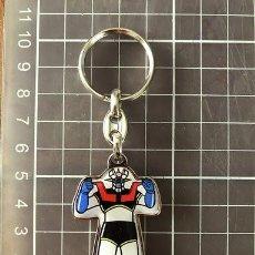 Coleccionismo de llaveros: LLAVERO MAZINGER Z, ROBOT, POPLAND. Lote 225805991