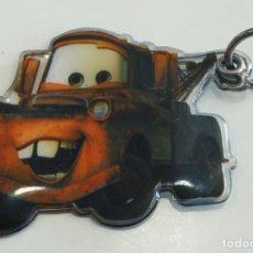 Coleccionismo de llaveros: LLAVERO , DISNEY , CARS , TOW MATE. Lote 209385113