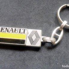 Collectionnisme de portes-clés: LLAVERO PUBLICITARIO - RENAULT - COMERCIAL METROPOL. Lote 210013165