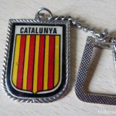 Collectionnisme de portes-clés: LLAVERO ESCUDO DE CATALUNYA. Lote 210123627