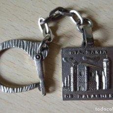 Collectionnisme de portes-clés: LLAVERO BALAGUER (CATALUÑA) - SANTA MARIA DE BALAGUER. Lote 210123646