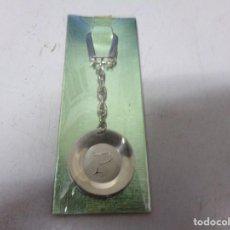 Coleccionismo de llaveros: LLAVERO INICIAL P NUEVO DE TIENDA. Lote 210966010