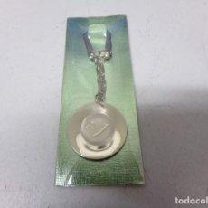 Coleccionismo de llaveros: LLAVERO INICIAL V NUEVO DE TIENDA. Lote 210966350