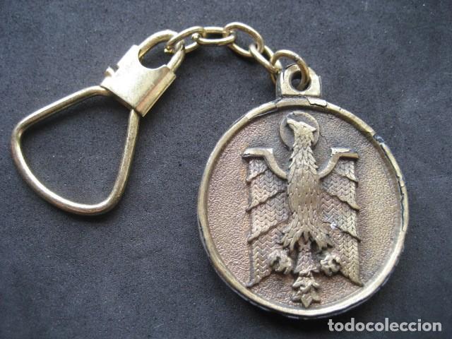 Coleccionismo de llaveros: LLAVERO POLICIA NACIONAL C.R.G. 4 - Foto 2 - 211935588