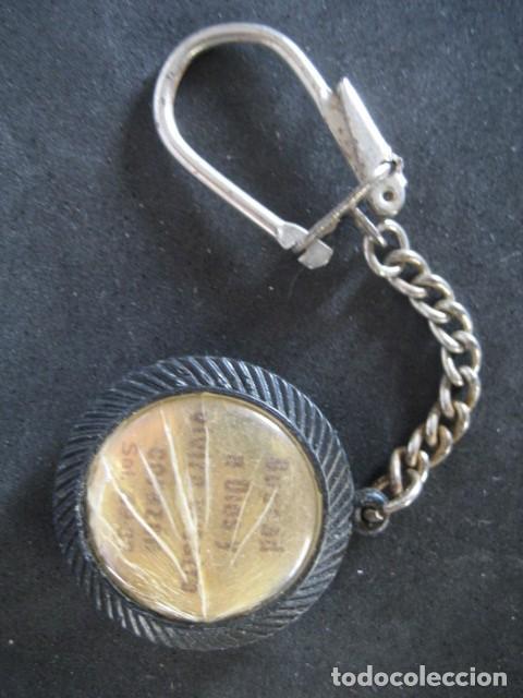 Coleccionismo de llaveros: LLAVERO SANTA BIBLIA - Foto 2 - 211935901