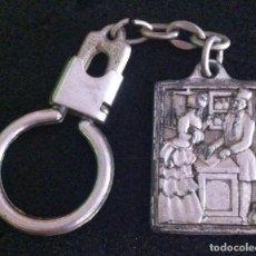 Coleccionismo de llaveros: ANTIGUO LLAVERO BANC DE SABADELL. Lote 212827617