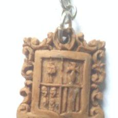 Coleccionismo de llaveros: LLAVERO MONASTERIO DE PIEDRA. Lote 214144653