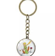 Coleccionismo de llaveros: LLAVERO EL PRINCIPITO. ROSA. ZORRO. LE PETIT PRINCE.. Lote 214231300