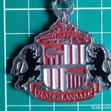 Colecionismo de porta-chaves: LLAVERO FUTBOL - ESCUDO DEL SUNDERLAND A.F.C. - FUTBOL INGLES. Lote 215381955