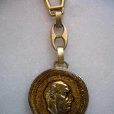 Coleccionismo de llaveros: LLAVERO DE FRANCISCO FRANCO. Lote 216990321