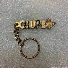 Colecionismo de porta-chaves: 120.LLAVERO REAL BETIS BALOMPIE PEÑA BETICA EL CHUPE. Lote 218349411