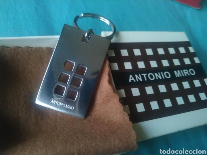 Coleccionismo de llaveros: Llavero Antonio Miro con caja - Foto 2 - 220873777