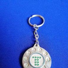 Coleccionismo de llaveros: LLAVERO TELEFONICA -CTNE. Lote 221770718