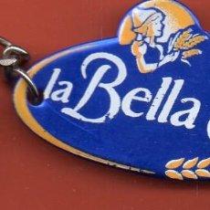 Coleccionismo de llaveros: VESIV LLAVERO LA BELLA EASO. Lote 222297057