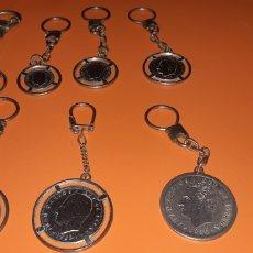 Coleccionismo de llaveros: 7 LLAVEROS MUNDIAL 82. Lote 222608700