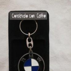 Coleccionismo de llaveros: LLAVERO COCHE MOTO BMW. Lote 223719252