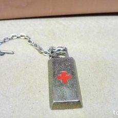 Collectionnisme de portes-clés: LLAVERO LINGOTE CRUZ ROJA. Lote 224551250