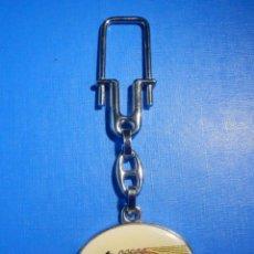 Coleccionismo de llaveros: LLAVERO PEGASO TRONER - ORIGINAL. Lote 226392821