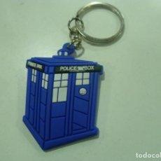 Coleccionismo de llaveros: LLAVERO TARDIS DEL DR WHO-NUEVO. Lote 226625680