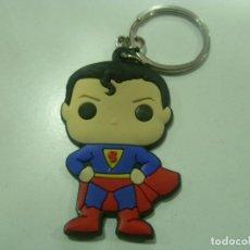 Coleccionismo de llaveros: LLAVERO SUPERMAN-NUEVO. Lote 226630145