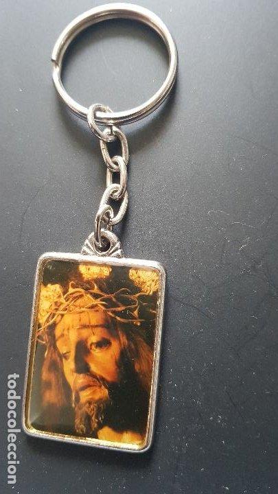 NUESTRO PADRE JESUS DE LA SALUD-CADIZ (Coleccionismo - Llaveros)