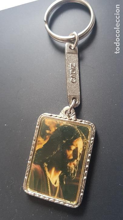 Coleccionismo de llaveros: JESUS DE LAS PENAS-CADIZ - Foto 2 - 227004155