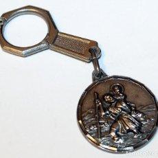 Coleccionismo de llaveros: LLAVERO RESTAURANTE CASA RAMON - SAN CARLES DE LA RAPITA. Lote 227765900