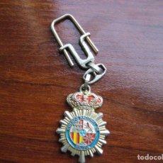 Coleccionismo de llaveros: LLAVERO DE LA POLICÍA ARMADA ESPAÑOLA. Lote 228775440