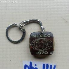 Coleccionismo de llaveros: LLAVERO MÉXICO 1970. Lote 230874915