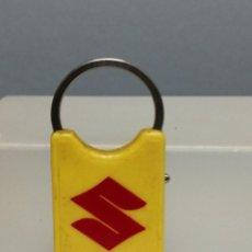 Collectionnisme de portes-clés: LLAVERO SUZUKI. Lote 230950760