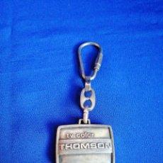 Coleccionismo de llaveros: LLAVERO TELEVISORES THOMSON. Lote 231159275