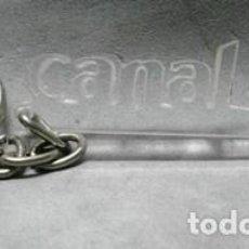 Colecionismo de porta-chaves: LLAVERO DE METACRILATO CANAL SUR - LLAV-11938 - B-319. Lote 234460155