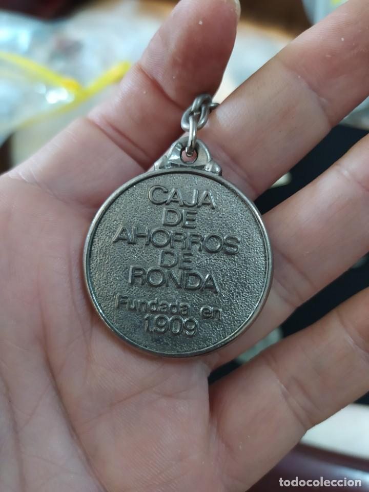 """Coleccionismo de llaveros: LOTE 9 LLAVEROS """"BANCOS"""" - Foto 5 - 234890465"""