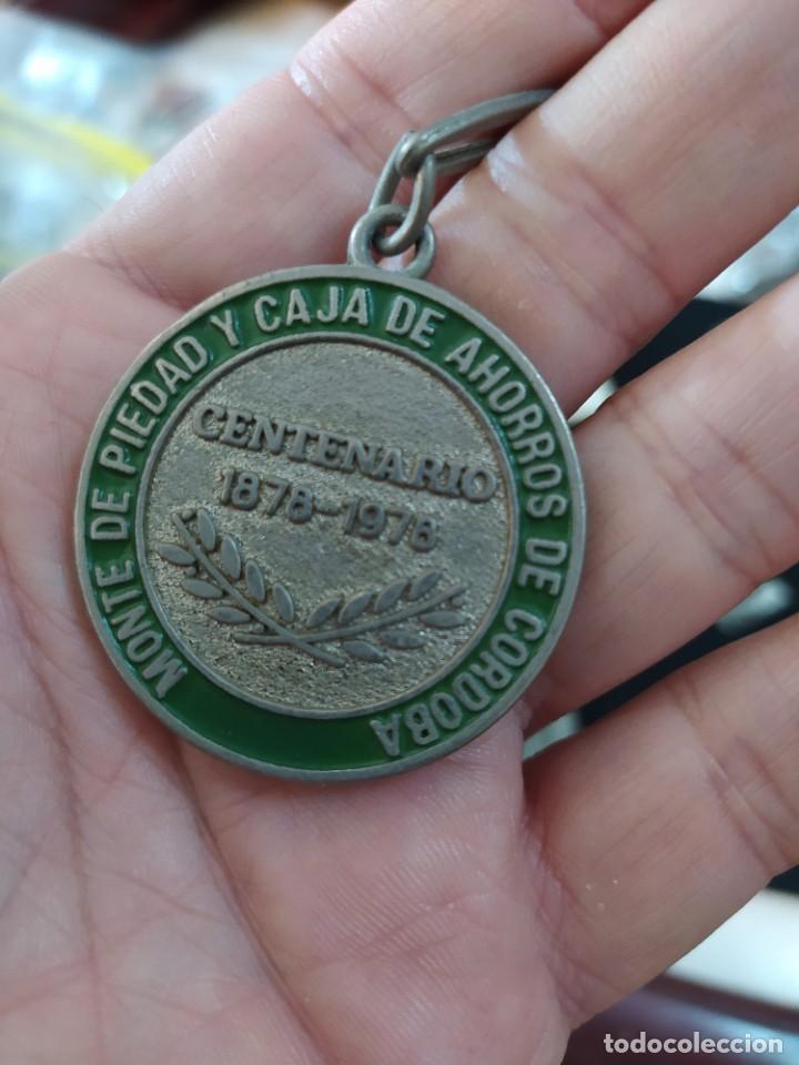 """Coleccionismo de llaveros: LOTE 9 LLAVEROS """"BANCOS"""" - Foto 13 - 234890465"""