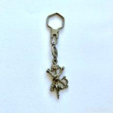 Colecionismo de porta-chaves: LLAVERO CRISTO DE LA BUENA MUERTE. Lote 234964035