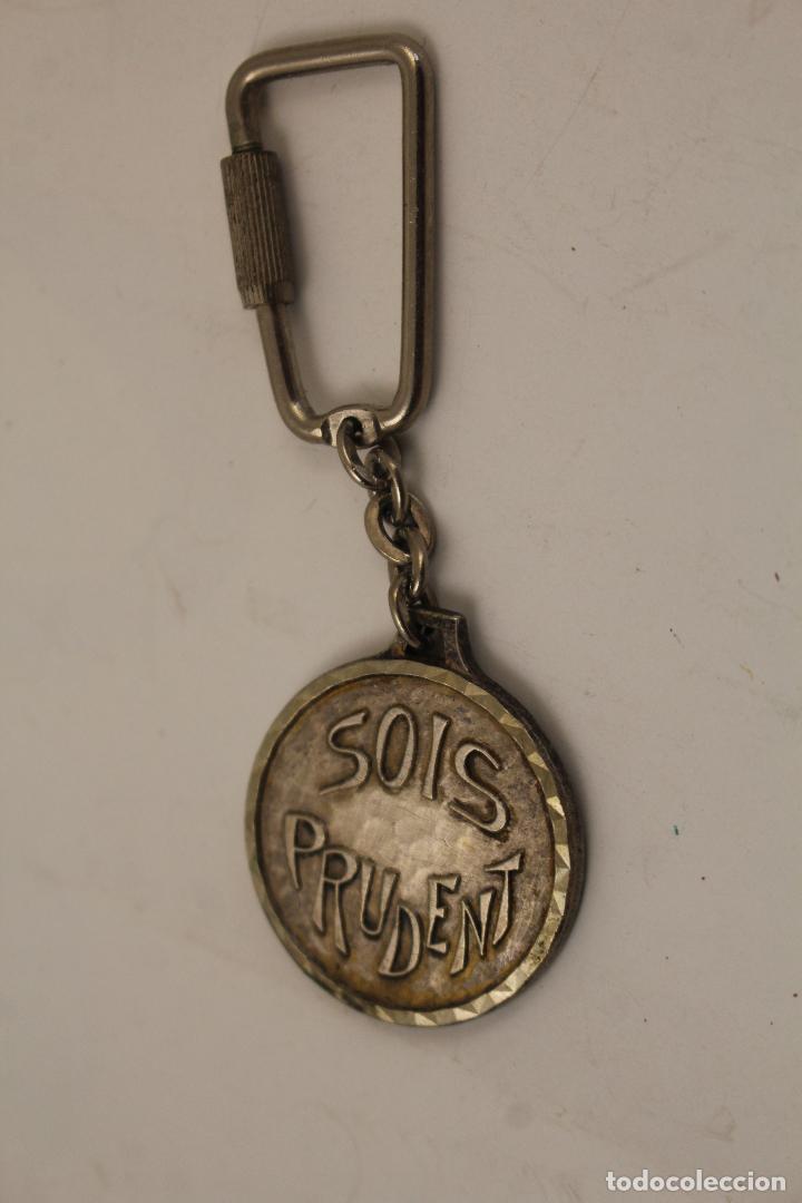 Coleccionismo de llaveros: san cristobal llavero de plata - Foto 3 - 268867824