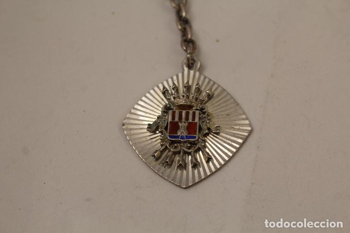 Coleccionismo de llaveros: llavero de plata - Foto 2 - 268868409