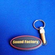 Coleccionismo de llaveros: DISCOTECA SOUND FACTORY (VALENCIA). Lote 236708085