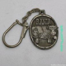 Colecionismo de porta-chaves: LLAVERO LECHE RANIA. Lote 236902295