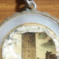 Coleccionismo de llaveros: ZARAGOZA LLAVERO DE IGLESIA SAN ANTONIO DE PADUA C3. Lote 237021115