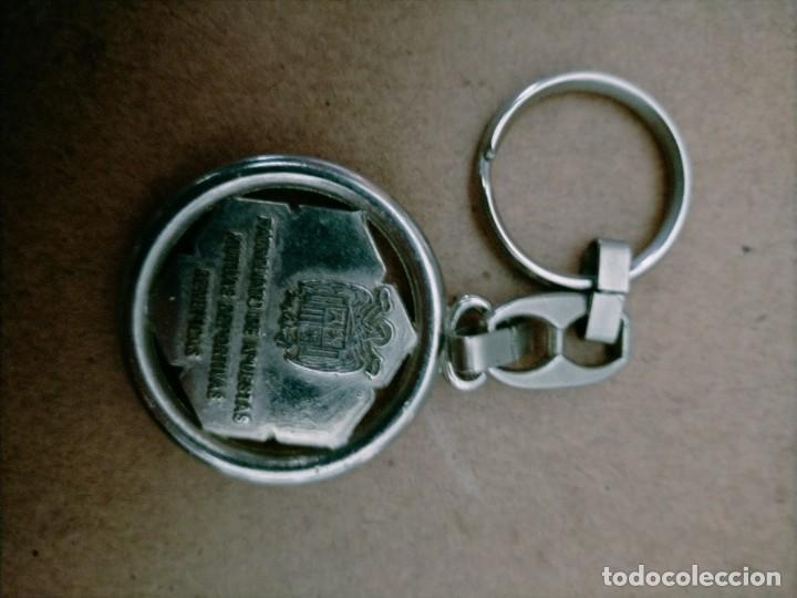 Coleccionismo de llaveros: LLAVERO PATRONATO DE APUESTAS MUTUAS DEPORTIVAS BENEFICAS - Foto 2 - 243590105
