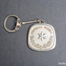 Collezionismo di Portachiavi: LLAVERO AÑOS 80 ESTRELLA GALICIA ESPECIAL RIVERA. Lote 244552530