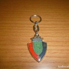 Coleccionismo de llaveros: LLAVERO VINTAGE C.A OSASUNA. Lote 244595680