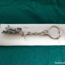 Coleccionismo de llaveros: LLAVERO DE PLATA 925. Lote 244941945