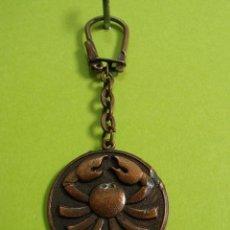 Colecionismo de porta-chaves: LLAVERO SIGNO ZODÍACO CÁNCER - CANGREJO - HORÓSCOPO. Lote 246332530