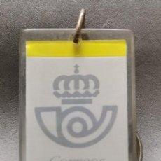 Collezionismo di Portachiavi: LLAVERO DE METACRILATO CORREOS Y TELEGRAFOS - LLAV-12941 - B-374. Lote 252958810